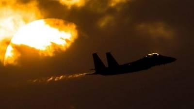 ВВС Израиля нанесли удар по сирийской авиабазе