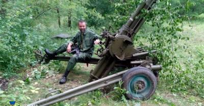 СБУ сообщила о подозрении боевику-разведчику, задержанному на Луганщине