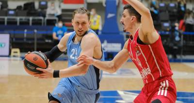 Баскетбол, Евролига, Регулярный чемпионат, Зенит - Бавария, Прямая текстовая онлайн трансляция