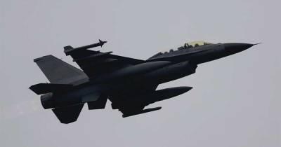 Завод в Сирии атаковали четыре израильских истребителя F-16