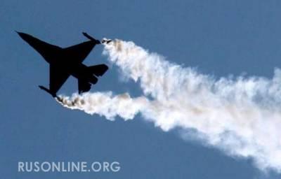 Израиль атаковал Сирию, прикрывшись пассажирскими самолётами