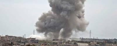 Сирийский военный погиб при ударах израильских ВВС в районе Пальмиры