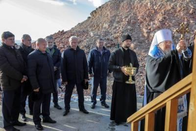Часовня освящена на Дрокинской горе под Красноярском