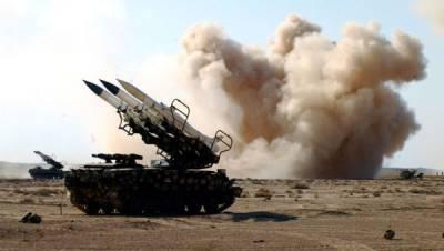 Минобороны России пояснило «молчание» сирийской ПВО в ходе израильского авианалëта