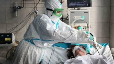 Статистика коронавируса: ковидные койки в Украине заполнены уже на 60%