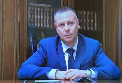 В Ярославской области представили врио губернатора Михаила Евраева