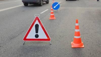 Движение на Звенигородском шоссе восстановили после ДТП