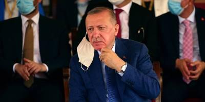 Сирийская авантюра Эрдогана будет стоить ему поддержки России и США