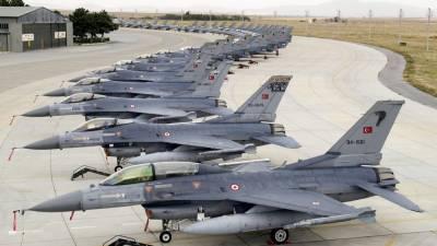 Турция ведет переговоры о закупке в США F-16