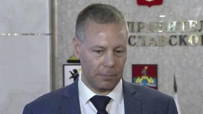 В правительстве Ярославской области состоялась церемония представления Михаила Евраева