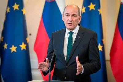 Между ЕС и премьером Словении разгорелся конфликт