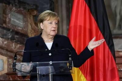 Меркель дала прогноз по новому правительству Германии