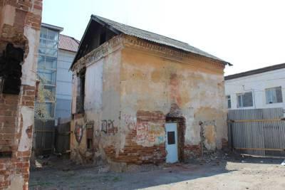 В заброшенной типографии купца Кобылкина в Улан-Удэ откроют кафе