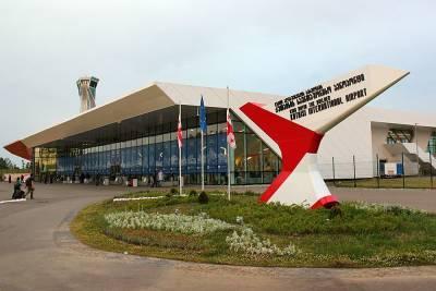 Международный аэропорт Кутаиси увеличил количество авиаперевозок