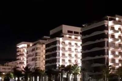 Появилось видео с места гибели российских туристов в Албании