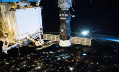 На МКС ночью сработала сирена из-за сбоя в модуле «Звезда»
