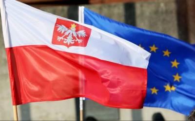 Польша призвала ЕС ввести финансовые санкции против «агрессивной» России