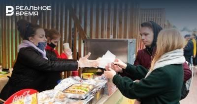 Выручка татарстанских рестораторов сократилась на 60% после введения QR-кодов