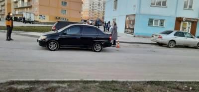6-летнего мальчика доставили в больницу после ДТП в Новосибирске