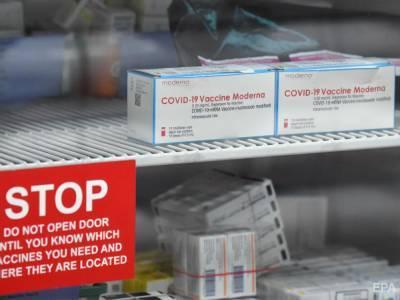 В Японии могут запретить вакцину Moderna для мужчин до 30 лет. Врачи утверждают, что она вызывает воспаление сердечной мышцы
