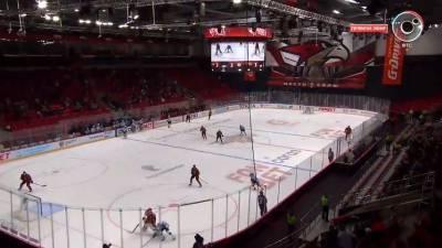 ХК «Сибирь» потерпел очередное поражение на выездном матче в Балашихе