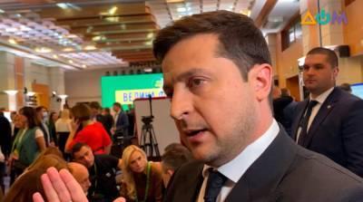 Президент назвал главную ошибку спикера Рады Разумкова