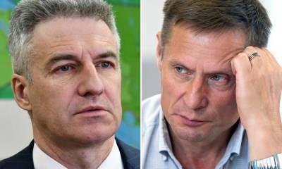 Парфенчиков продолжает доказывать в соцсетях пользу молочного кризиса и защищать министра Лабинова