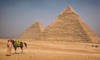 Зимний отпуск в Египте