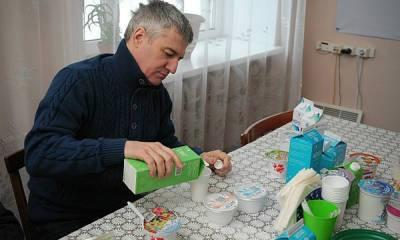 Парфенчиков уверяет, что продукты в Карелии подорожают не из-за них с Лабиновым, а из-за внешних сил
