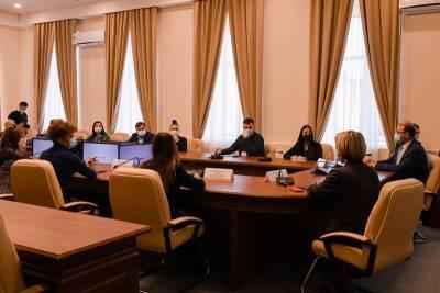 В Смоленске стартовал третий региональный конкурс «Я – ЛИДЕР»
