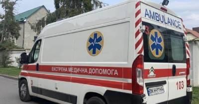 В Ровно на пороге реанимации скончался мужчина с коронавирусом