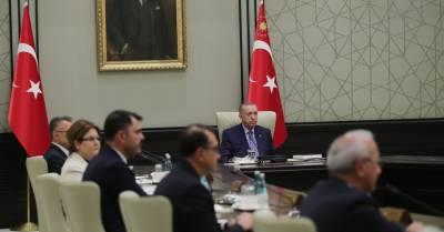 Эрдоган передумал высылать из Турции послов 10 стран: Посольства признали свои ошибки