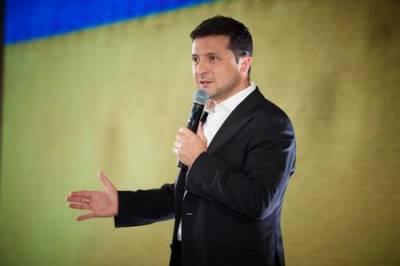 Зеленский заявил, что международная политика Украины должна быть сильной и наглой