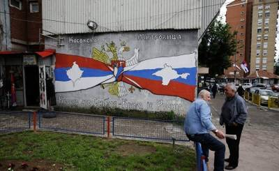 Труд: Китай вместе с Россией поддержит Сербию в конфликте с Косово