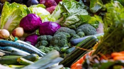 В России ожидается рост стоимости овощей и мяса