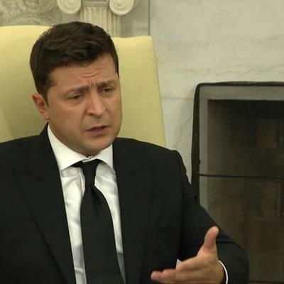 Зеленский заявил, что еще не решил, пойдет ли на второй президентский срок