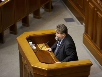 """В """"Слуге народа"""" гарантировали, что голосующим против отставки Разумкова мандатов не лишат – нардеп Яременко"""