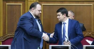 В «Слуге народа» назвали нового спикера Верховной рады Украины