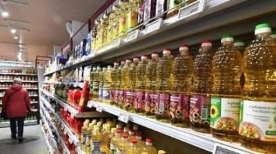 В России предрекли резкое снижение цен на подсолнечное масло