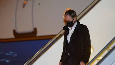 Блинкен едет во Францию в стремлении укрепить трансатлантический альянс