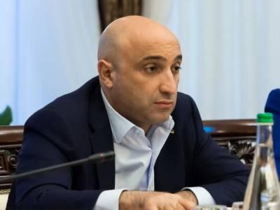 Увольнение Мамедова не отвечает интересам Украины – Рябошапка