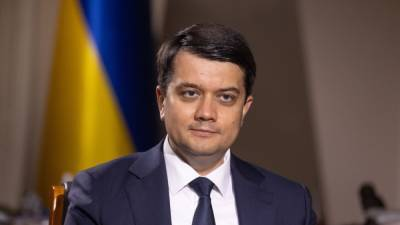 Главу Верховной Рады отстранили от ведения заседаний