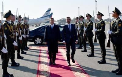 В Украину прибыл президент Израиля