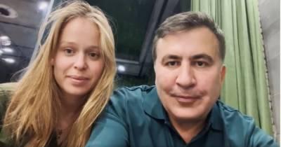 """""""Слугу"""" Ясько заметили под грузинской тюрьмой, в которой удерживают Саакашвили (ВИДЕО)"""