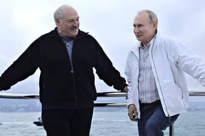 На Украине заявили о пользе Лукашенко для военных планов Путина