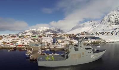 Командующий ВМС Украины: Надеемся, что Дания передаст нам лицензию на строительство кораблей класса Knud Rasmussen