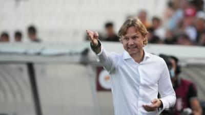 Карпин — о вызове Адамова в сборную: это перспективный защитник с хорошими задатками