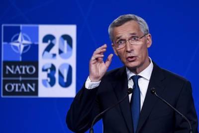 Генсек НАТО призвал поддерживать взаимодействие с Россией