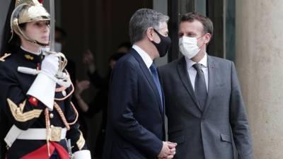 Блинкен во Франции: попытка придать новый импульс трансатлантическому альянсу