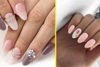 Идеи интересного маникюра для ваших красивых пальчиков